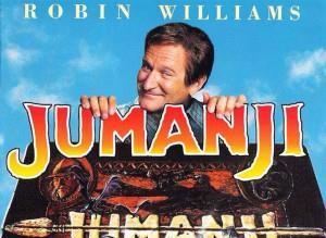 Jumanji geri dönüyor