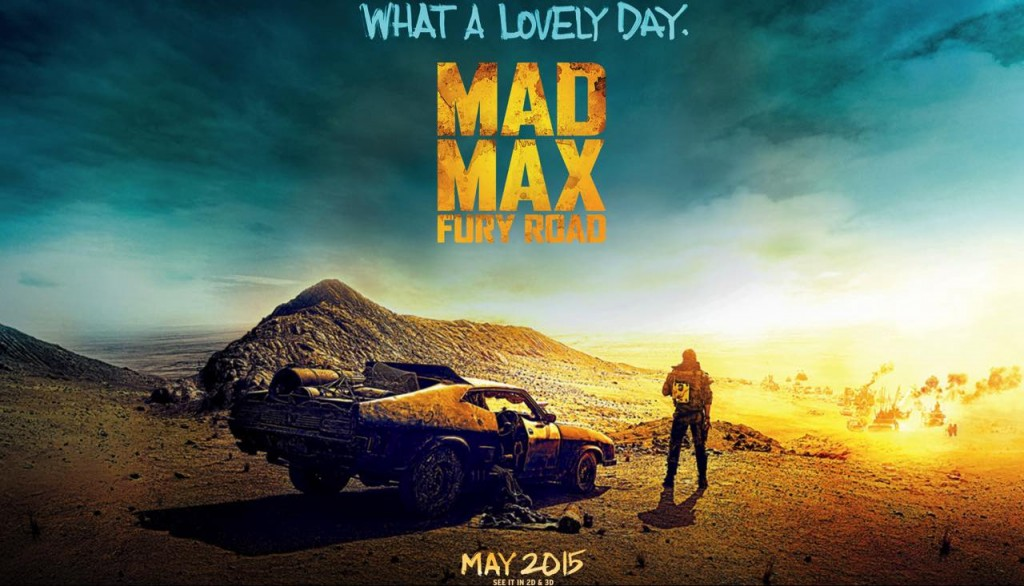 Mad Max Fury Road (2015) Full Movie Watch Online
