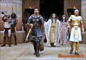 Mısır Tanrıları - The Gods of Egypt Filmi