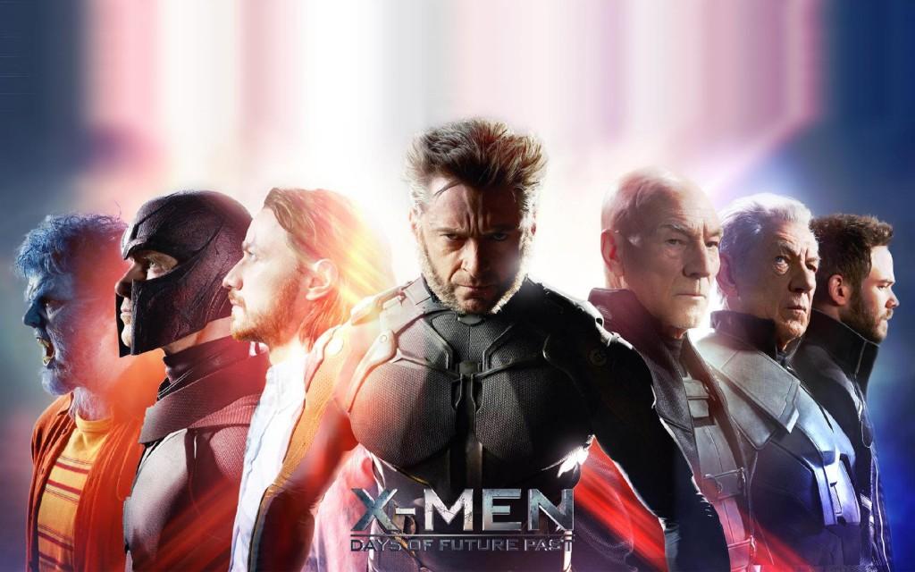 X-Men: Geçmiş Günler Gelecek afiş