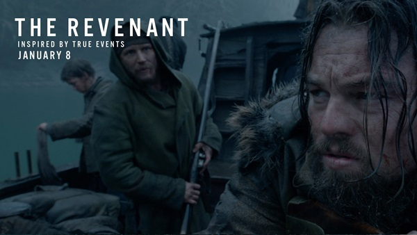 the-revenant-leonardo dicaprio