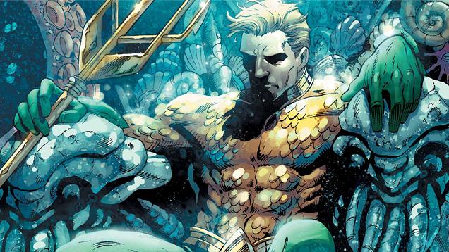 Aquaman yorumları