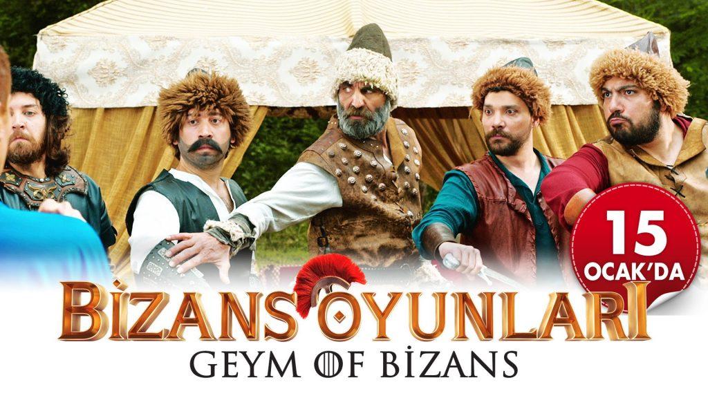 Bizans oyunları terbiyesizim