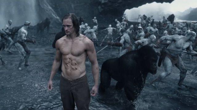 Tarzan Efsanesi film yorumları