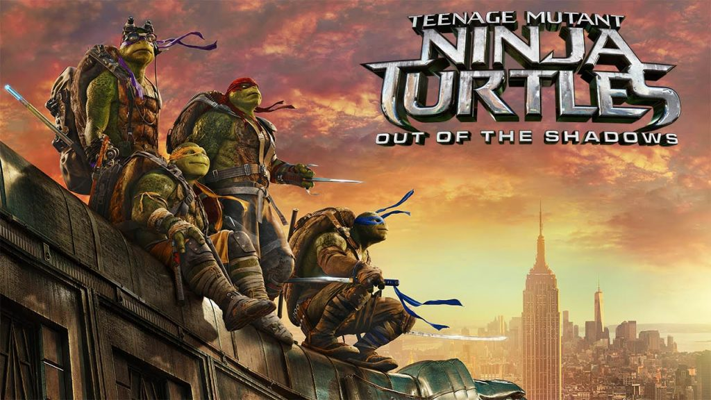 Ninja Kaplumbağalar: Gölgelerin İçinden yorumları