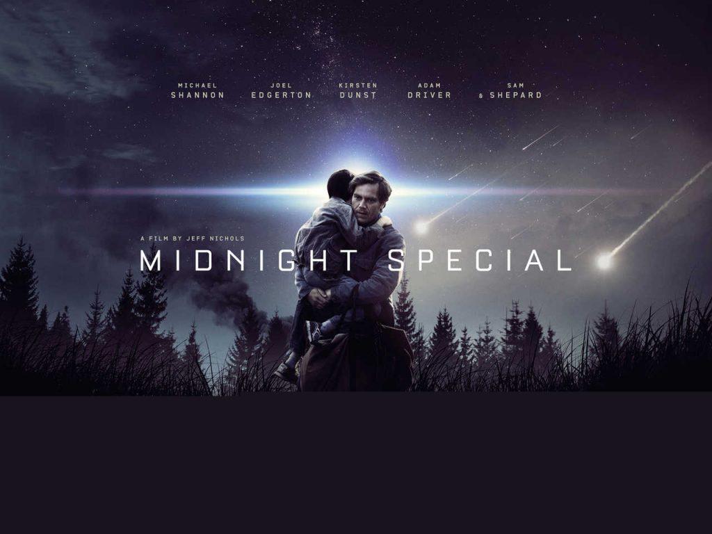Midnight Special film yorumları