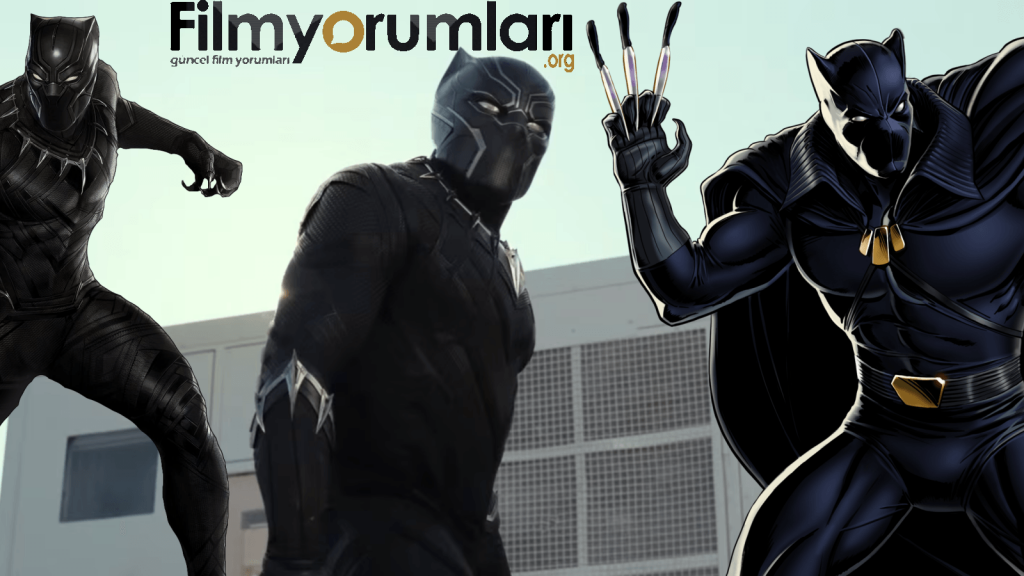 black panther kimdir