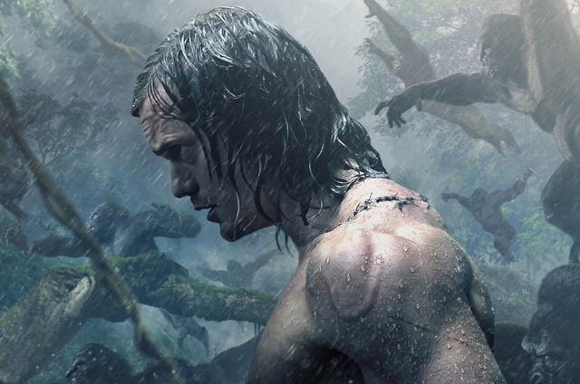 Tarzan Efsanesi fragmanı