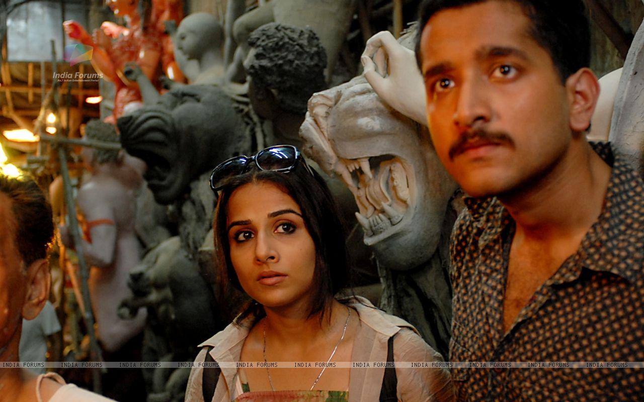 Vidya Balan in the movie Kahaani