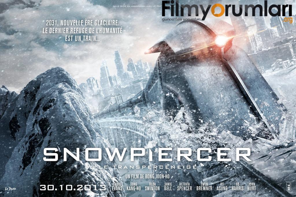 Snowpiercer konusu