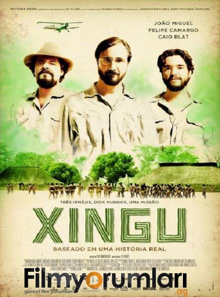 Farklı Kültürler (Xingu) fragmanı