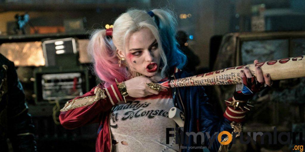 Harley Quinn ilginç bilgiler