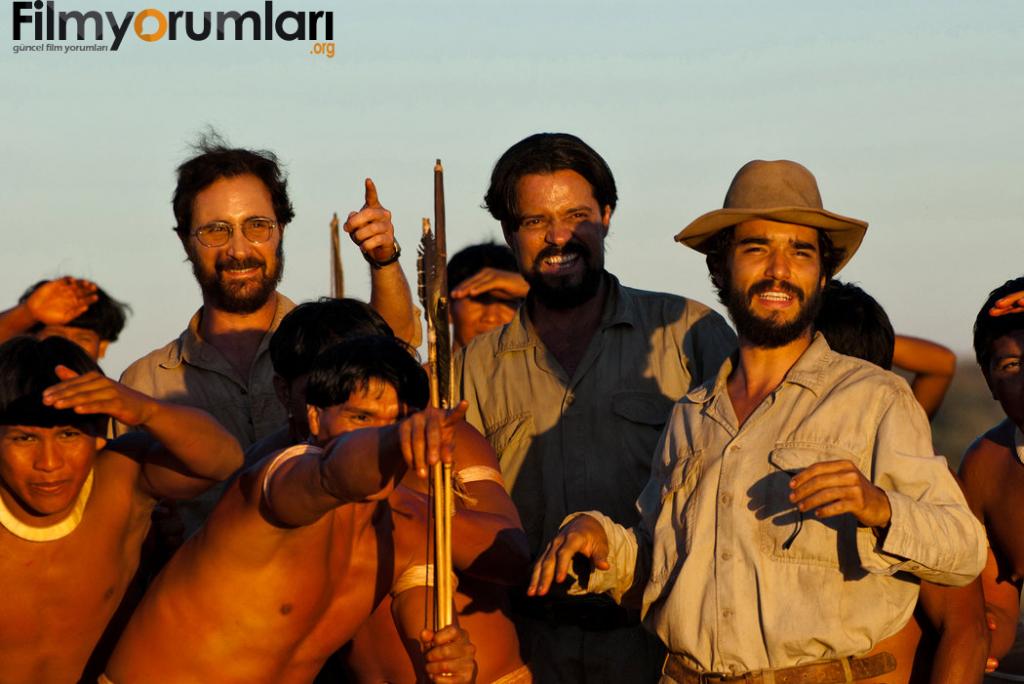 Farklı Kültürler (Xingu) konusu