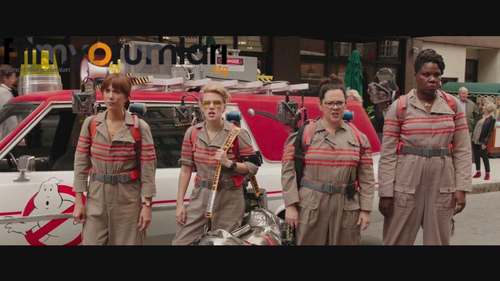 Ghostbusters: Hayalet Avcıları Konusu