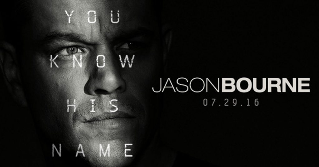Jason Bourne Fragmanı