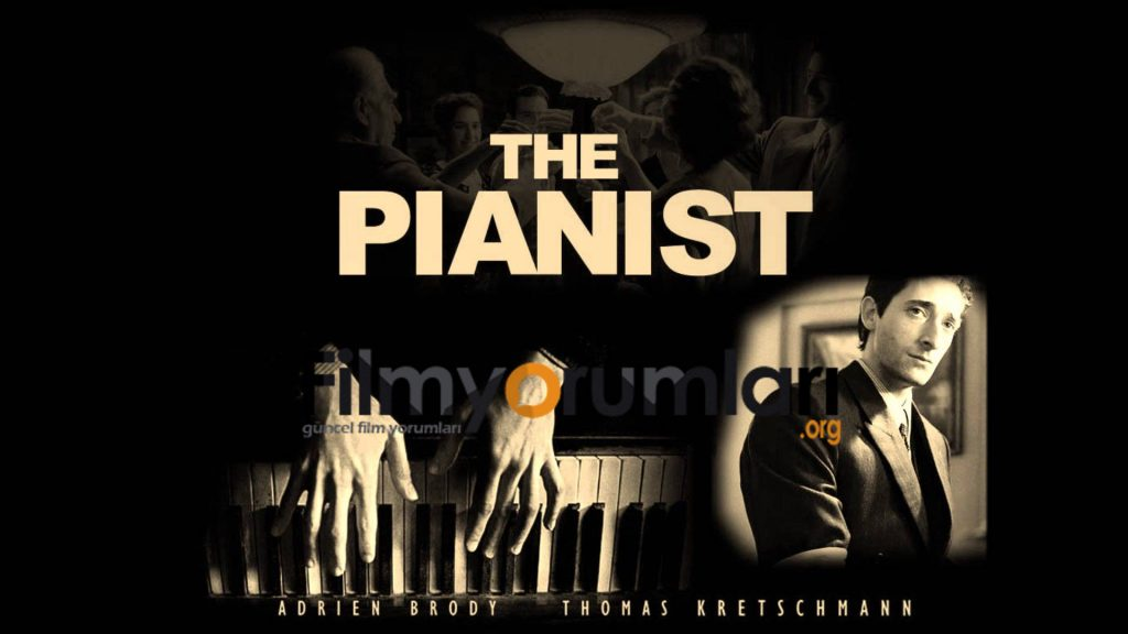 Piyanist (The Pianist) Oyuncuları