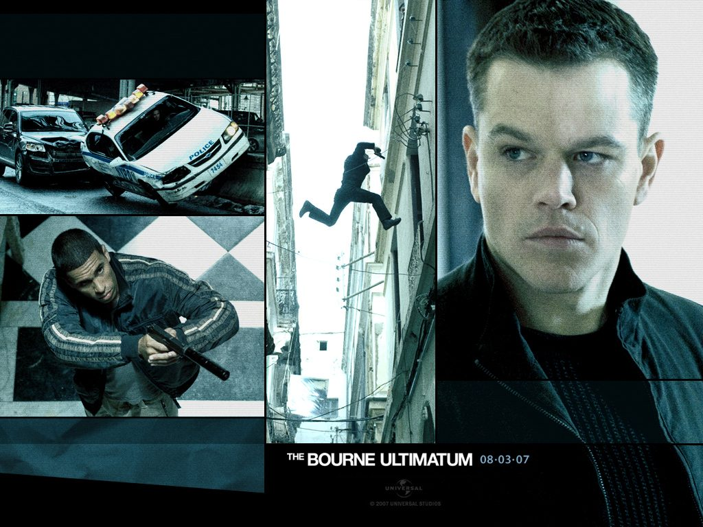 Son Ultimatom (The Bourne Ultimatum) Konusu